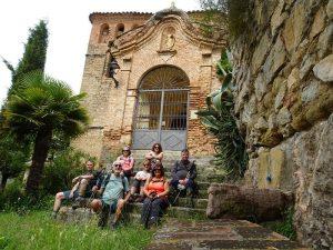 Salinas de Hoz. Santa María de la Magdalena
