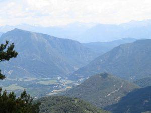 Valle del Ara. Jánovas