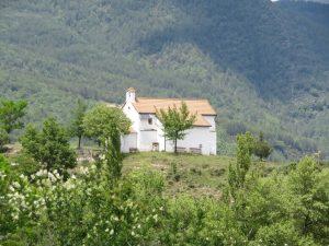 Albella. Ermita San Úrbez