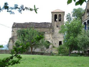 Albella. Iglesia parroquial