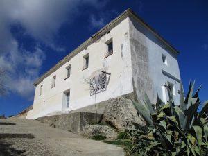 Naval. Ermita de La Dolores