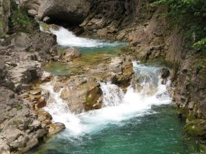 Río Bellós. Cañón de Añisclo