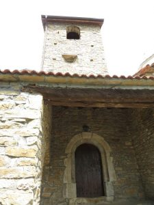 Viu. Iglesia de San Victorián