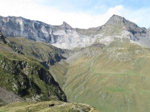 Circo glaciar, Valle La Géla (Fr)
