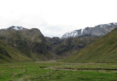 Ruta entre el Túnel de Bielsa y Le Plan d'Aragnouet