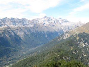 Valle de Pineta, desde El Cuezo