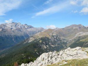 Sierra de Espierba y Monte Perdido