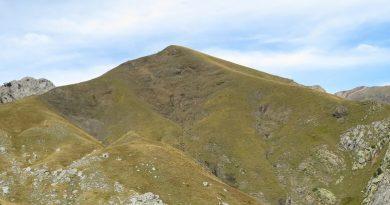 Ruta de subida al Pico Comodoto